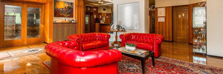 Hotel Tegorzo hall valdobbiadene albergo