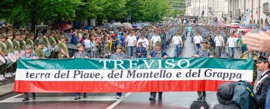 Adunata Nazionale Alpini 2017 - Treviso