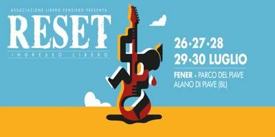 Reset Festival 2017 - Fener Parco del Piave