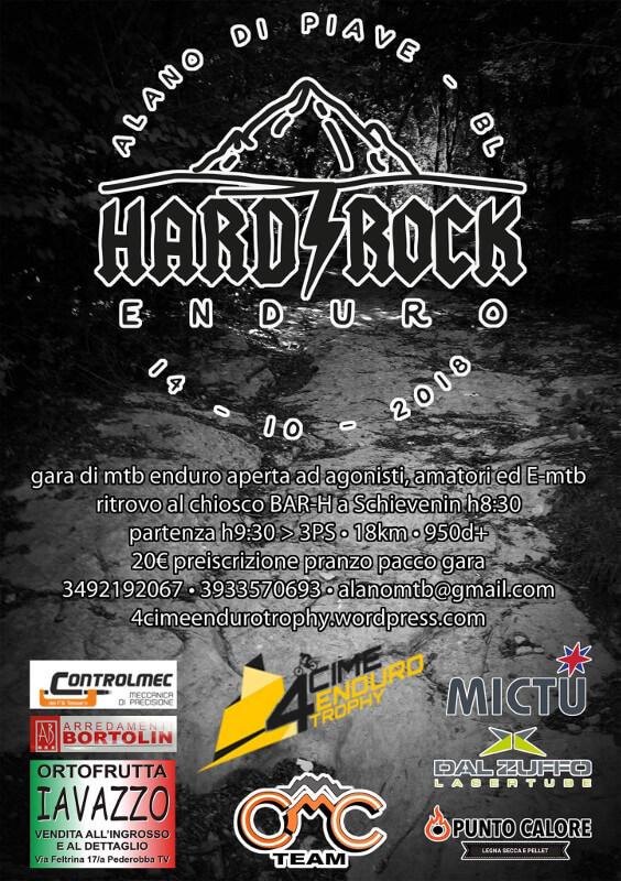 Alano Hard Rock Enduro Gara di MTB