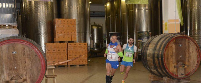 Prosecco Run Vidor runner cantina valdobbiadene