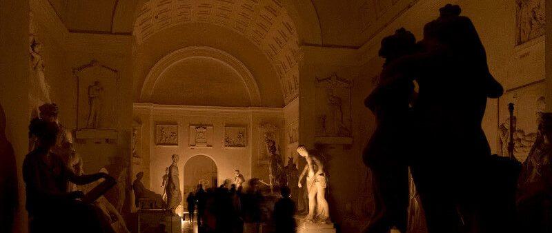 San Valentino Museo Canova Amore Psiche Fiaccola