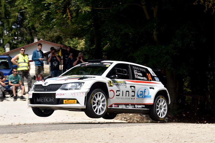 36° rally della marca Gasparotto salto