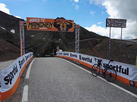 Passo Manghen Gf sportful Dolomiti Feltre
