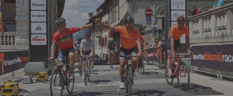 Granfondo Sportful Dolomiti Race 2021 Feltre hotel Tegorzo